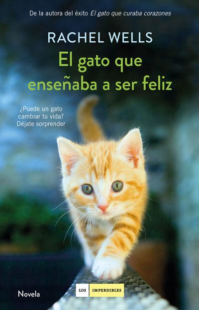 El gato que eseñaba a ser feliz